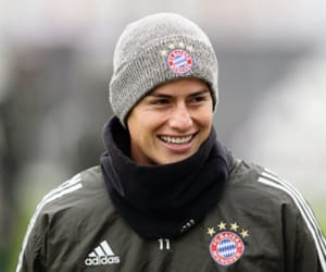 colombia, fcbayern, and james rodriguez image