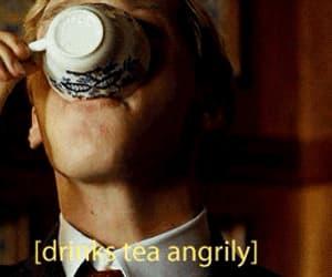 gif, tea, and benedict cumberbatch image
