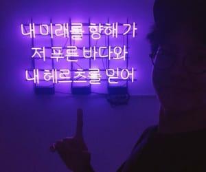 kpop, lights, and neon image