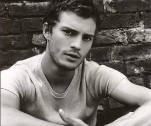 Jamie Dornan, christian grey, and sexy image