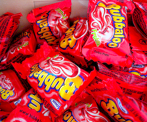 bubbaloo, food, and candy image