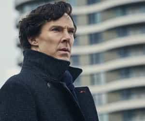 bbc, benedict, and sherlock image