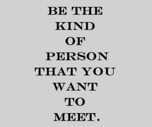 kind and person image