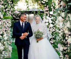 bride, chiara ferragni, and couples image