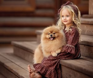 blonde, beauty, and child image