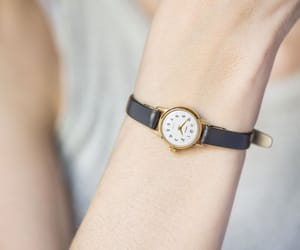 etsy, gold woman watch, and limited edition image