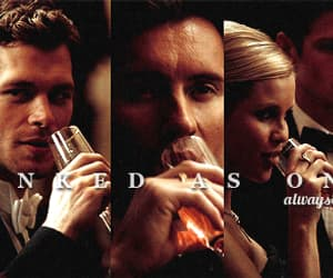 gif, claire holt, and daniel gillies image