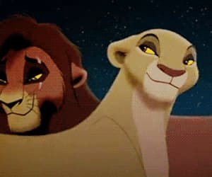 disney, the lion king, and disney movie image