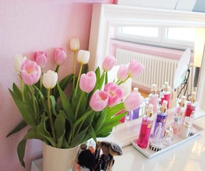 flowers, girly, and ikea image