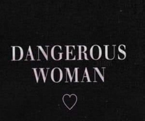 wallpaper, dangerous woman, and ariana grande image