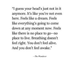 alive, awake, and breathing image