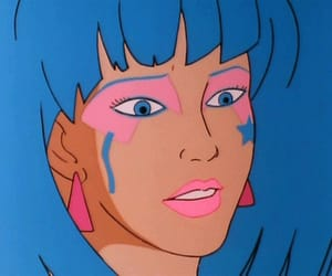 80s, cartoon, and jem and the holograms image