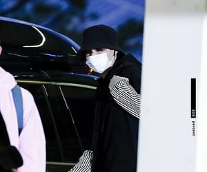 bts, p:airport, and park jimin image