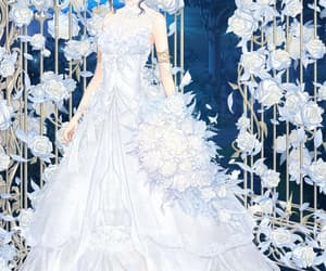 anime, wedding, and say yes to the dress image