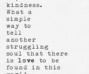 quotes, love, and kindness image