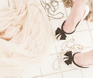 pumps, shoes, and vintage image