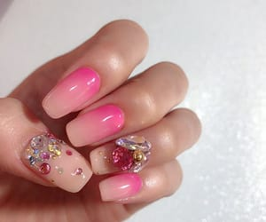 jewellery, nails, and nail art image
