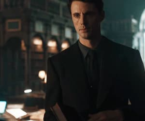 book, suit, and gif image