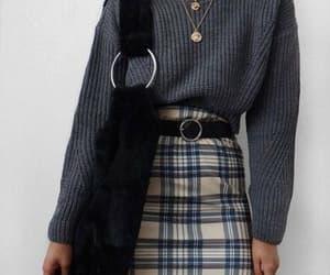 clothe, fashion, and skirt image
