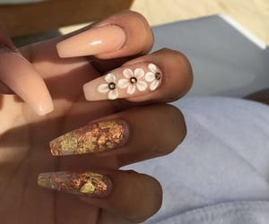 girls, accessories, and nails image