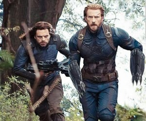 Avengers, captain america, and chris image
