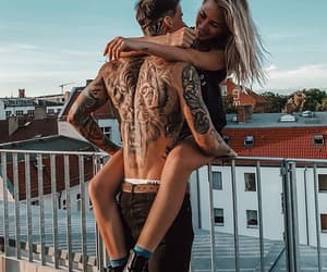 couples love tattoo image