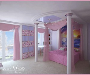 bed and room image