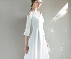 formal dress, homecoming dress, and graduation dress image
