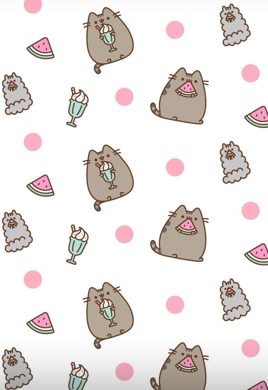 Image in 💗🐈Pusheen Cat🐈💗 collection by