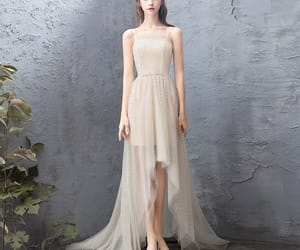 backless, a-line princess, and high low image
