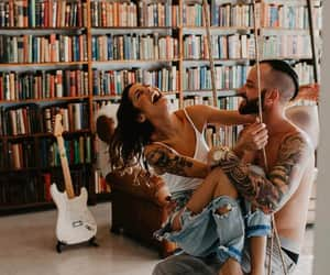 lovers, Relationship, and tattoo boy image