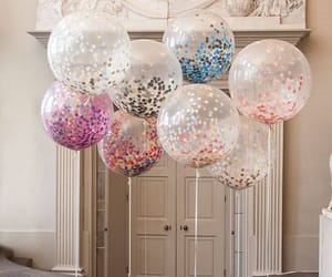 balloon, party, and birthday image