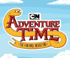 animation and adventure time image