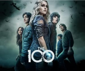 the 100 and the 100 season 1 image