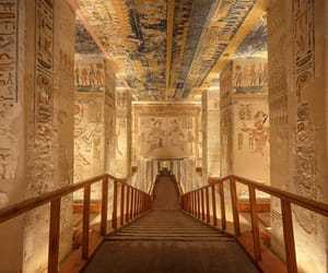 art, egyptian, and valley of the kings image