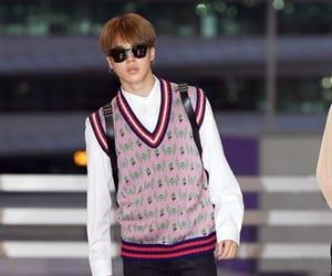 fashion, jeon jungkook, and suga image