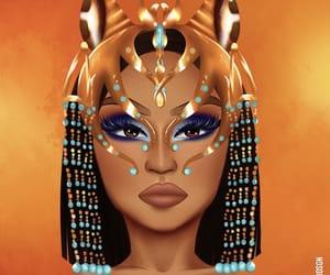 art, Queen, and nicki minaj image