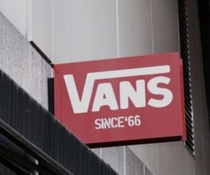 vans, shoes, and store image