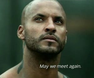 lincoln, the 100 season 3, and the 100 image