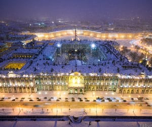 beauty, saint petersburg, and winter palace image