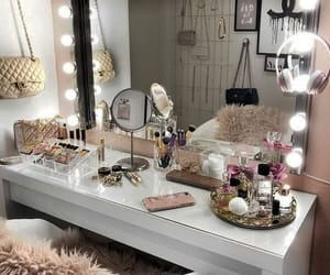 beauty, make up, and goals image