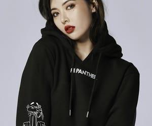 fashion, hyuna, and kim hyuna image