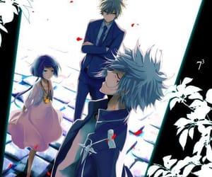 anime, anime girl, and gokudera hayato image