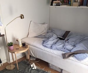 room, bedroom, and aesthetic image