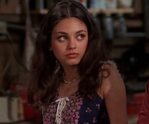 jackie, Mila Kunis, and that 70s show image