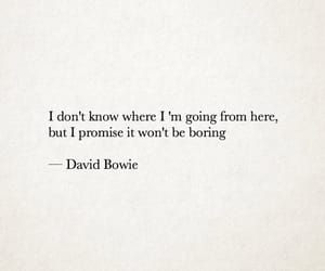 quotes and david bowie image