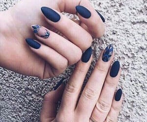 style, nails, and beautiful image