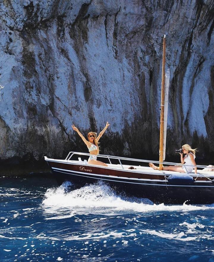 blue, boat, and camera image
