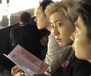 exo, low quality, and chanyeol image