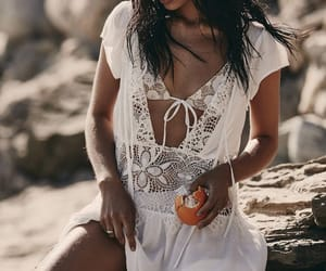 boheme, fashion, and summer image